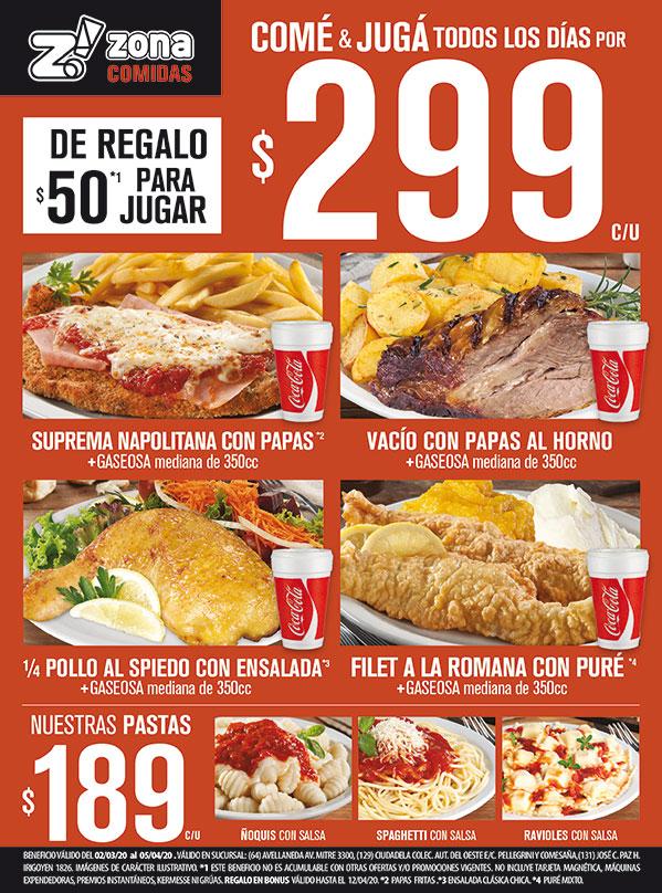 Z Zona Entretenimientos El área De Entretenimientos Y Gastronomía De Coto
